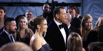 Jennifer López suspende su boda con Alex Rodriguez por el coronavirus