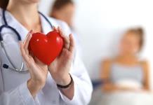 Corazón sano y fuerte