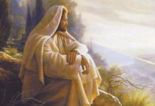 Misión de Jesucristo