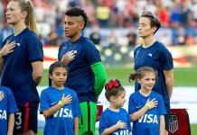 Aplazado, juicio sobre selección femenina de EEUU