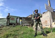 Realizan gran funeral en Colombia de delincuente pese a virus