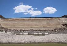 El estiaje convierte las presas en charcas (VIDEO)