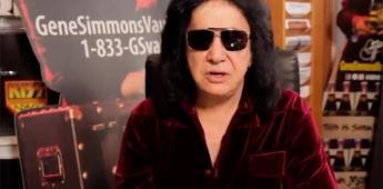 Gene Simmons critica a quejosos por la cuarentena