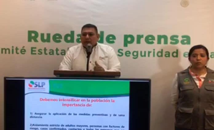 Paciente que dio positivo de coronavirus en Aquismón tenía cinco días de haber llegado de Nuevo León