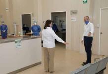 JMCL presenta reconversión del Sistema de Salud