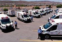 JMCL y LVR entregaron 34 unidades Covid