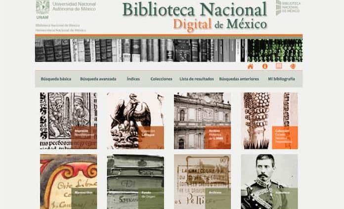 La UNAM abre al público casi 6 mil títulos de acervos bibliográficos y hemerográficos vía digital