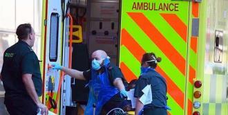 Reino Unido registra 21 nuevas muertes por Covid-19 y suma 44 mil 819 en total