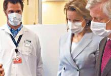 Reyes y príncipes de Europa apoyan contra la pandemia