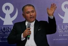 México, por favor cuídate mucho: Javier Camarena