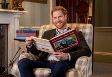 El príncipe Harry pone voz a un especial animado del tren Thomas