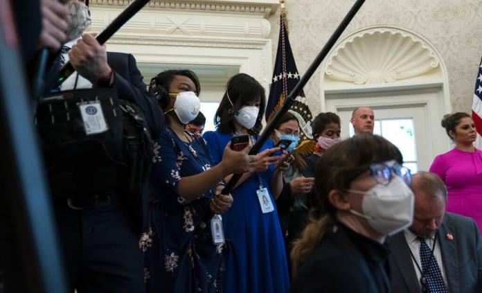 Coronavirus empeora las condiciones de trabajo de reporteros: Federación Internacional de Periodistas