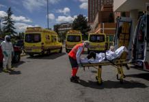 España registra menor cifra de muertos diarios por COVID-19