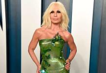 Donatella Versace, ícono de la moda