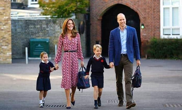 Hijos de William y Kate de Cambridge dedican mensaje a Diana de Gales