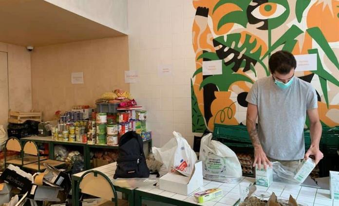 CRÓNICA: Salir de la calle para poder alimentar a quienes siguen en ella