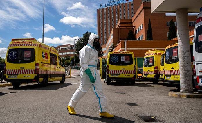 Las muertes por COVID-19 en España vuelven a ser menos de 50 al día
