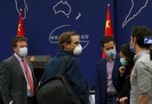 EEUU limita visas a periodistas chinos a 90 días