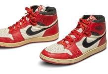 Tenis de Michael Jordan se venden en más de medio millón de dólares