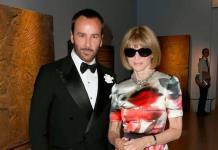 Anna Wintour y Tom Ford apoyan a nuevos diseñadores