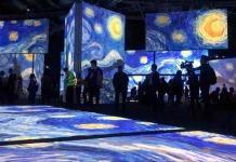 Van Gogh Alive extiende su temporada hasta el próximo 30 de abril