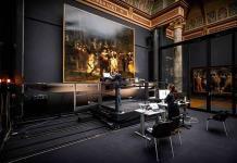 El Rijksmuseum hace la foto más detallada de la Ronda de Noche de Rembrandt