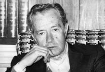 A 103 años de su nacimiento, recuerdan al escritor Juan Rulfo