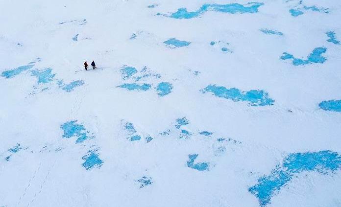 Mapean en la Antártida los restos del meteorito que acabó con los dinosaurios