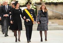 La princesa Isabel de Bélgica estudiará en una escuela militar