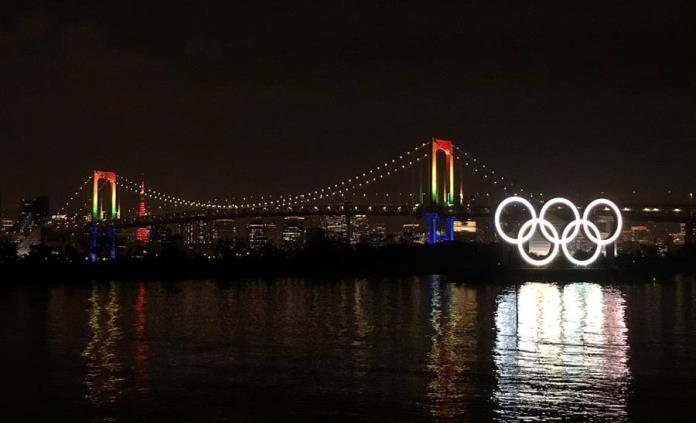 Icónico Puente Arcoíris, en Tokio se iluminará de rojo si COVID-19 se agrava
