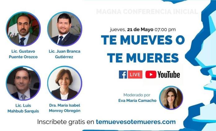 Como población no hemos sabido cuidarnos, dice Isabel Monroy durante inauguración de #TeMuevesoTeMueres