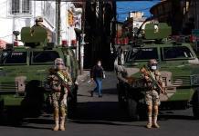 El partido de Evo Morales cierra filas frente a ultimátum de alto mando militar boliviano