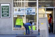 Desempleo en California supera el de la Gran Recesión