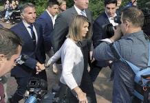 Loughlin y Giannulli se declaran culpables de fraude