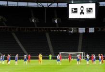 Hertha golea al Union Berlín en duelo de la Bundesliga