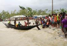 Ciclón provoca decenas de muertos