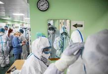 ¿Quién cuenta a los empleados de salud rusos muertos?
