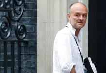 El principal asesor de Boris Johnson violó el confinamiento; Downing Street defiende el viaje