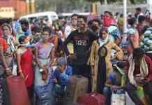 India supera los seis mil contagios diarios por segundo día