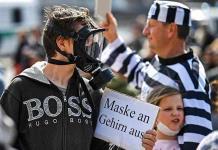 Nuevas marchas en Alemania contra restricciones, pero con menos asistencia