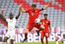 Liderado por Müller, el Bayern se venga del Fráncfort