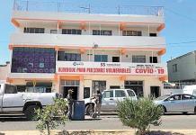 De hotel a refugio de desamparados
