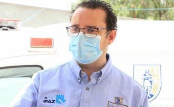 Por pandemia, descarta Nava alza en impuestos para 2021