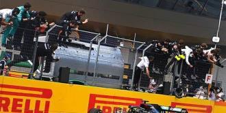 Hamilton triunfa en el GP de Estiria; Checo Pérez termina sexto