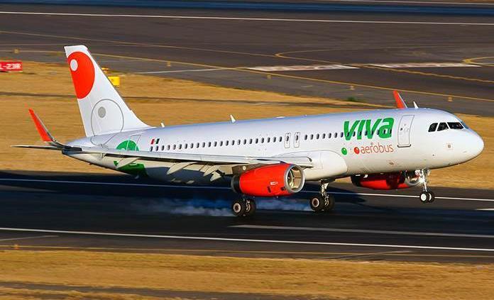 Viva Aerobus pierde 2 mil 727 millones de pesos por Covid