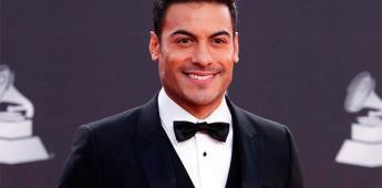 Carlos Rivera actuará este verano en el festival Starlite de Marbella