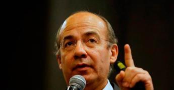 Calderón anuncia que superó a la COVID; agradece a personal de salud