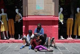 Pandemia empuja a niños a la pobreza