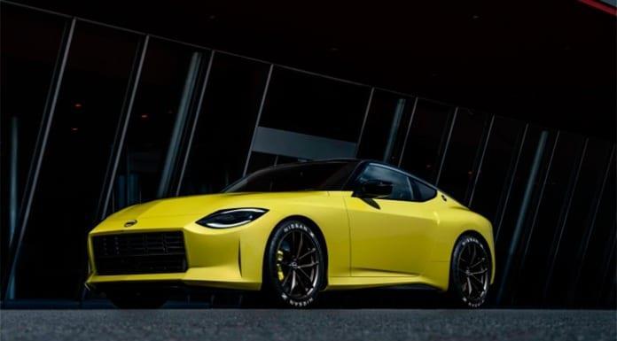 Nissan Z Proto se presenta con caja manual de seis velocidades'>