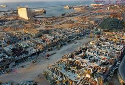 Ejército libanés halla tonelada de fuegos artificiales en el puerto de Beirut